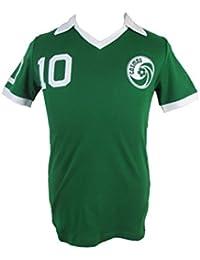 Umbro New York Cosmos 1977 Pele  10 green away shirt retro football jersey 46cdba797