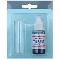 BLUBAYSHOP Titrant - Kit de dureza del agua