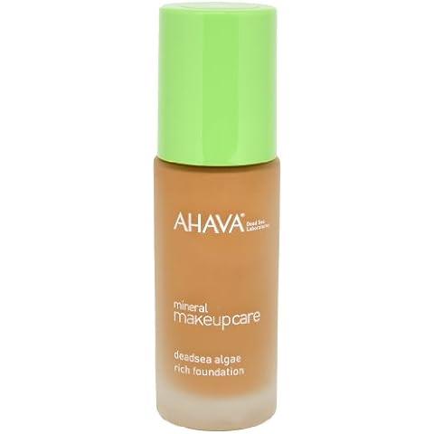 AHAVA, Fondotinta minerale, Clay