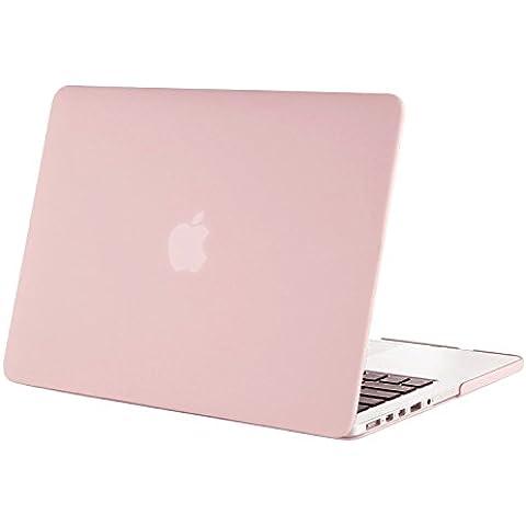 MOSISO - Funda dura de plástico para MacBook Pro 13.3