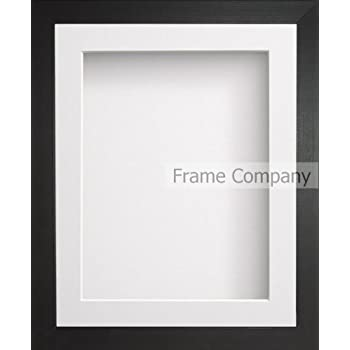 RayLineDo White 3D Deep Picture Photo Frame Display Memory Box For ...