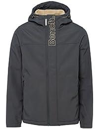 Bench Jacket Zip Thru Hooded Jacket