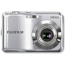 camara subacuatica Fujifilm AV200 gris + Deepview HD 14 cascara estanca hasta 80 metros + lámpara LF300 3W