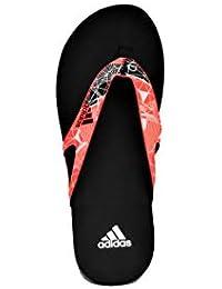 the best attitude 02f61 2ecc8 adidas , Tongs pour Homme Noir BlackRedWhite