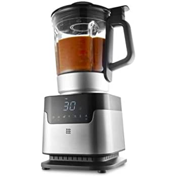 Lakeland Touchscreen Soup & Smoothie Maker - Black and Silver