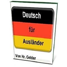 Deutsch für Ausländer - German for foreign language speakers