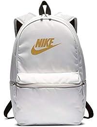2cca919a18874 Nike Nk Heritage Bkpk - Metallic - vast Grey Black Gold - Rucksäcke-