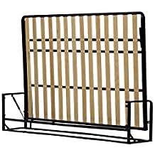 suchergebnis auf f r wandbett 140x200. Black Bedroom Furniture Sets. Home Design Ideas