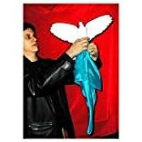 Bazar De Magia - Cargador de paloma para una sola mano blanco