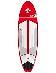 "BIC Allround Ace de Tec Sup–by surferworld, rojo, 9'2"""