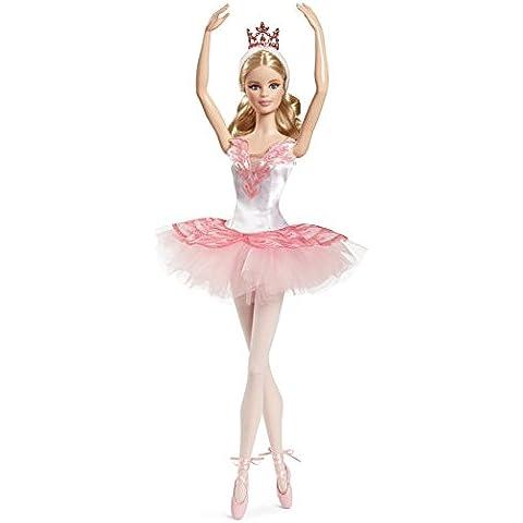 Barbie - Muñeca, deseos de bailarina (Mattel DGW35)