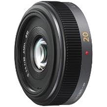 Panasonic H-H020E Pancake-Objektiv Lumix G F1,7/ 20 mm (40 mm KB, 46 mm Filtergewinde)