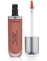 REVLON Rouge à Lèvres Ultra HD Matte N° 640 HD Embrace Nude Pink