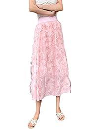 871cbfe2257a4b Amazon.fr : jeans - Rose / Jupes / Femme : Vêtements