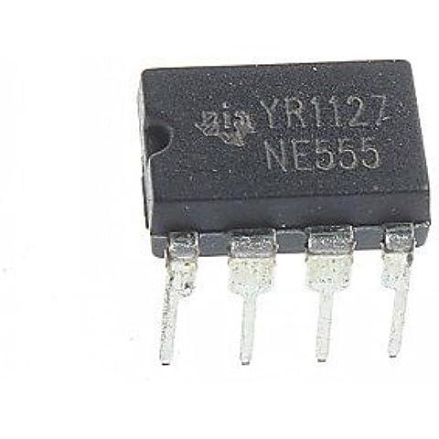 NBCVFUINJ® NE555 dip-8 circuitos integrados ic (10pcs)