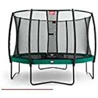 Berg Champion verde 430/14 ft + Red de seguridad Deluxe