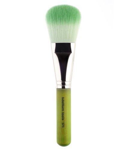 Bdellium Tools Pinceau de maquillage professionnel série Bambou mixte poudre
