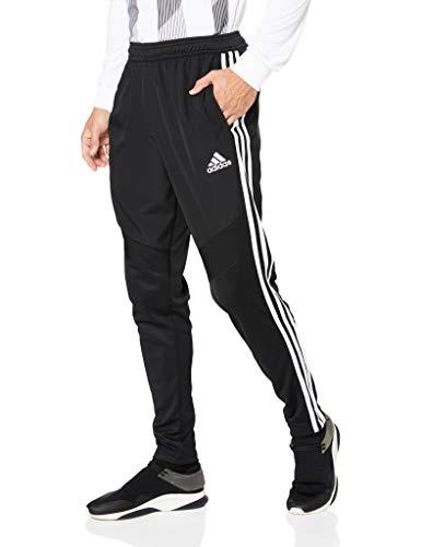 adidas Herren TIRO19 WRM PNT Sport Trousers, Black/White, M