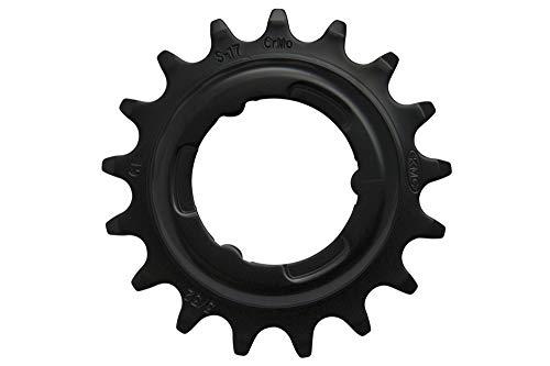 KMC Ritzel 3/32ŽŽ // for Shimano E-Bike, Ausführung:Schwarz, 17 Zähne