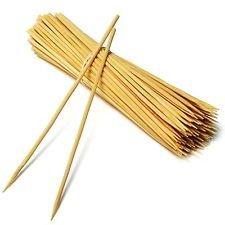 Guilty Gadgets  100 15cm Bamboo Skewers