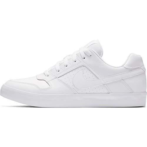 Force Vulc Skateboardschuhe Weiß White 112, 44.5 EU ()