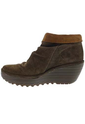 Fly London YOXI755FLY oil suede Sludge