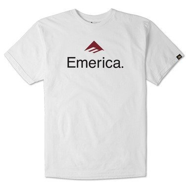 Emerica Skateboard Logo Short Sleeve T-Shirt