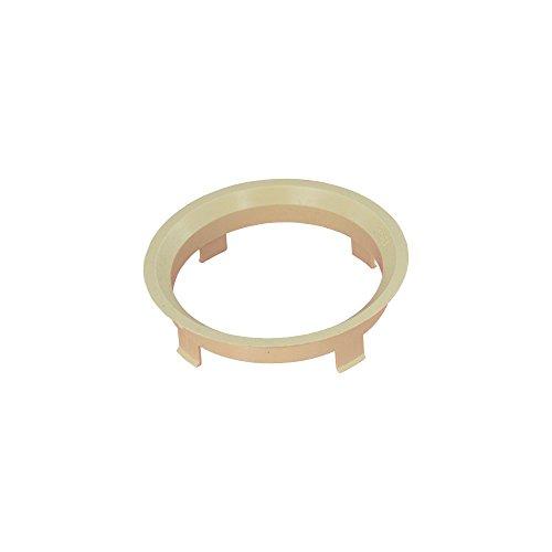 EvoCorse Bague de centrage en plastique 60,1/56,1 mm - Kit 4 pièces