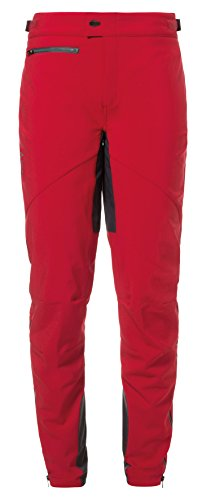 VAUDE Damen Qimsa Softshell Pant Indian Red