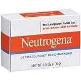 Neutrogena Acne-Prone Facial Bar 100g Box
