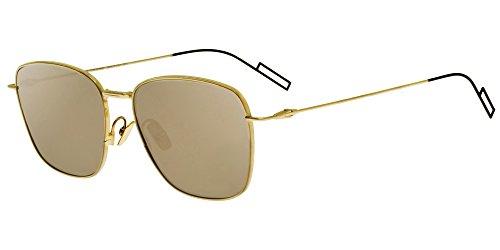 Christian Dior DIORCOMPOSIT1.1 QV J5G, Montures de Lunettes Homme, Or (Gold/Ivory ml Ar), 54