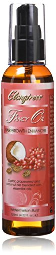 Elongtress Huile Fancy - cheveux croissance Enhancer - (Watermelon Burst)