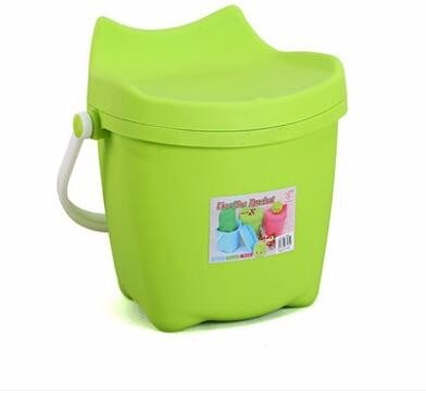 jgov-all-plastic-bucket-with-a-lid-hf3585-green