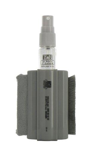 T'nB NEEC005 Nettoyeur LCD/Plasma brosse + liquide intégré 18 ml