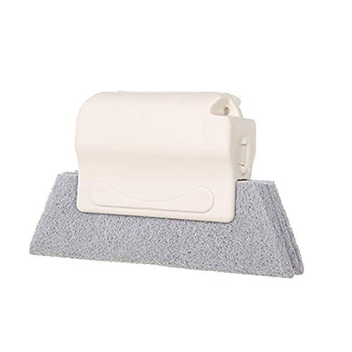 YUnnuopromi Reinigung Tuch Türfenster Groove Gap Pinsel Küche Multiuse Abnehmbare Werkzeug Beige (Phillips-pinsel)