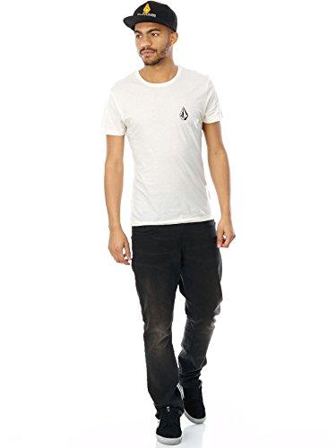Herren T-Shirt Volcom Tokeyo LW T-Shirt Weiß