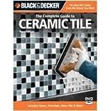 Black & Decker 192521The Complete Guide To Keramik Fliesen Buch
