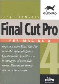 Final Cut Pro 4. Per Mac OS X