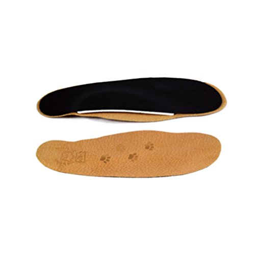 Einlegesohlen Schuhsohlen für Kinder Ledersohle Komfortsohle (30)