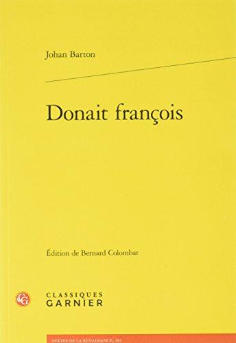 Donait françois