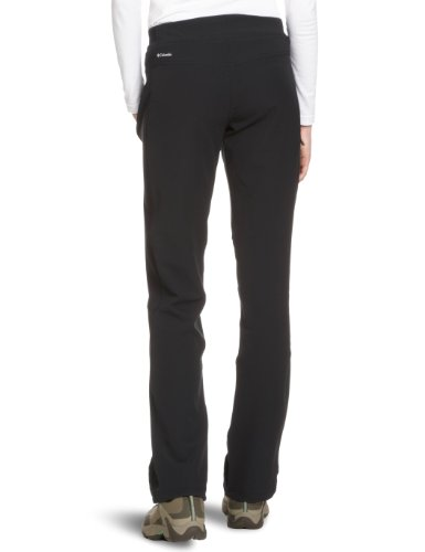 Columbia Damen Back Up Maxtrail Full Leg Pant Schwarz