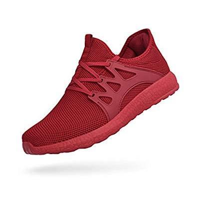 Zapatillas Hombre Zapatos Deportivos Casuales para Correr Gimnasio Sneakers Ligero Transpirable
