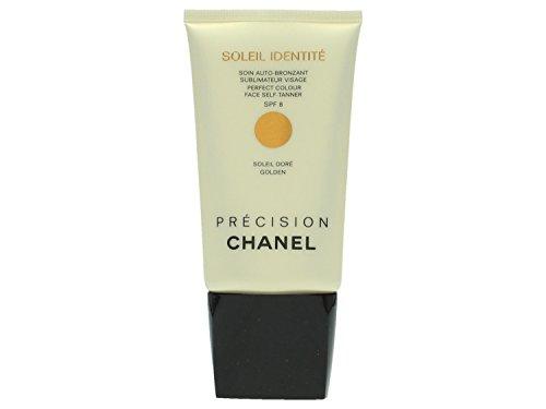 Chanel Soleil Identite, SPF 8, Golden, Donna, 50 ml