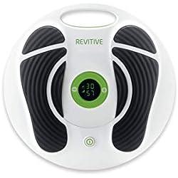 Revitive Medic - Stimulateur Circulatoire Haute Performance - Améliore la circulation et Soulage les douleurs et les crampes