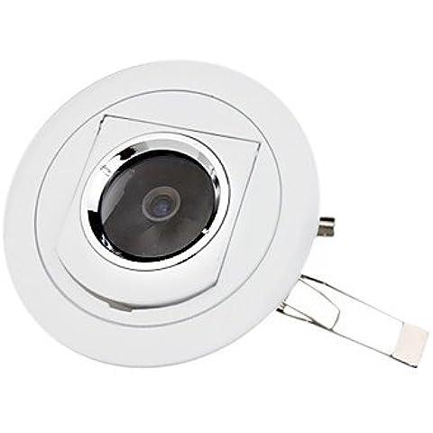 Piteng?orizzontale e verticale regolabile in tutti i metalli di videosorveglianza ip (360 gradi)