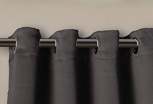 PimpamTex cortina opaca térmica aislante blackout
