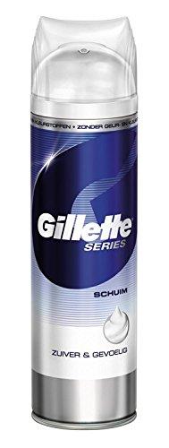Espuma Afeitar Gillette Series Neutro 250ml
