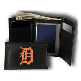Unbekannt MLB Geldbörse, bestickt, dreifach, unisex, RTR4301, Detroit Tigers, Einheitsgröße