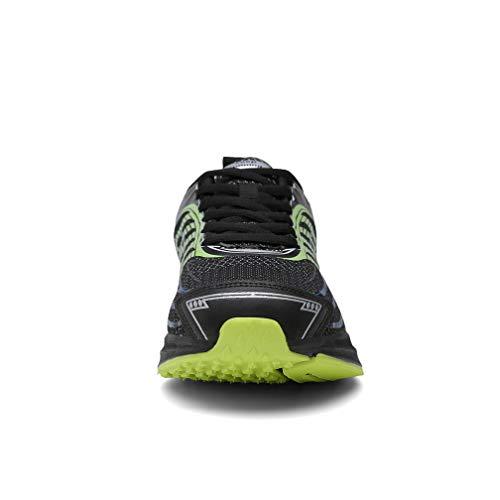 Scarpe Da Uomo Diadora Jog Light C7169 Grigio Blu Sneakers Sportiva Casual Tela