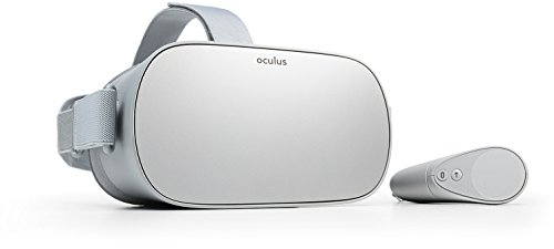 Oculus - Go Auriculares Independientes De Realidad Virtual, 64 Gb